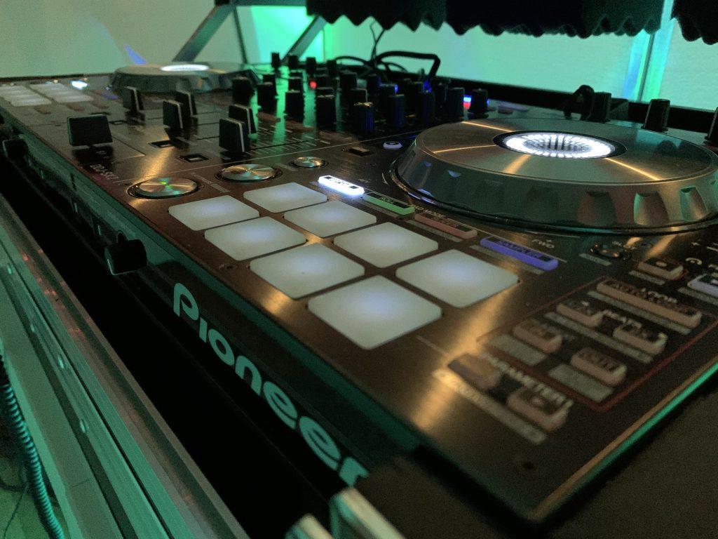 Professional Pioneer DJ Equipment