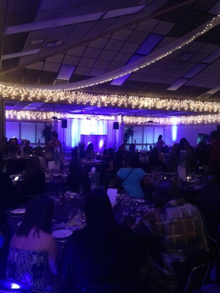 Florida wedding reception 911 Sound Pros