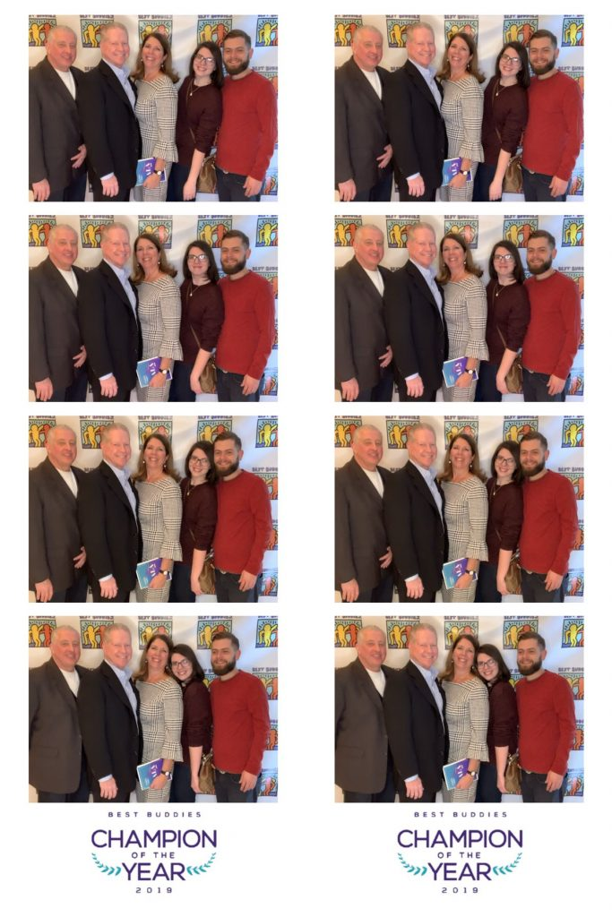 Photo Booth, step and repeat, Best Buddies