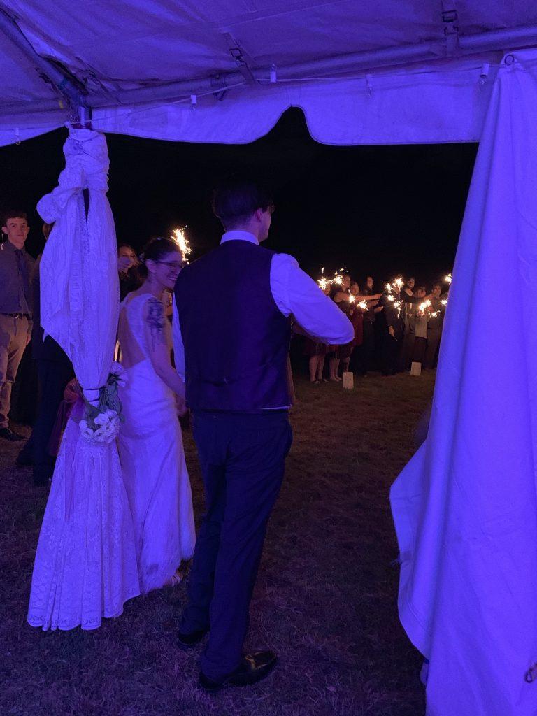 911 Sound Pros wedding Riegelsville PA